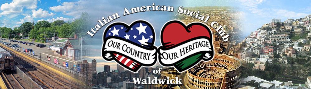 Italian American Social Club of Waldwick